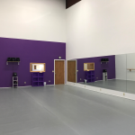Purple Studio 800 sq ft