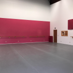 Pink Studio 1200 sq ft